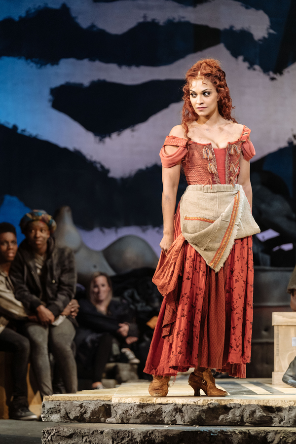 Photo Flash: First Look At Kelsey Grammer In MAN OF LA MANCHA
