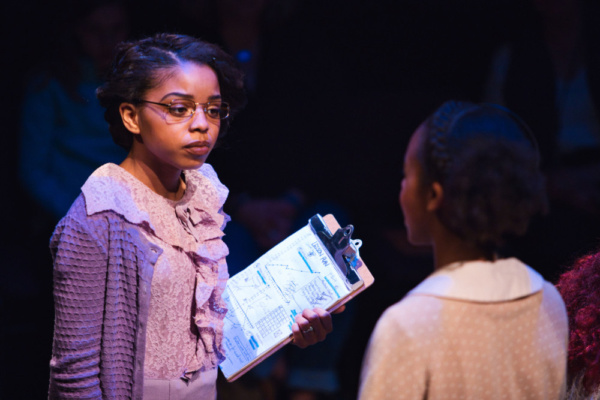 Photo Flash: HIDDEN HEROES The Black Women Of NASA At Stages Theatre