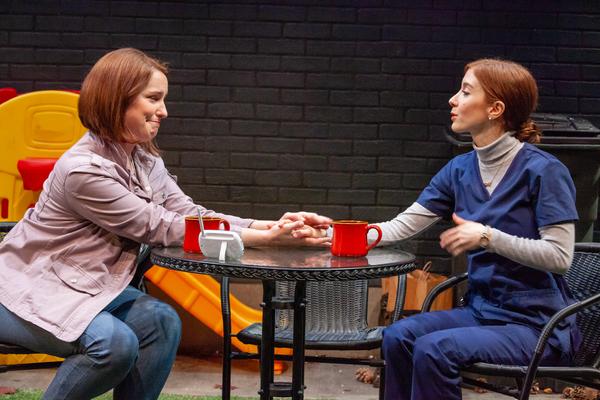 Erin Felgar and Natasha Warner Photo