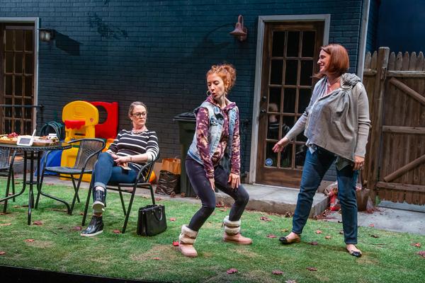 Polly Lee, Natasha Warner and Erin Felgar Photo