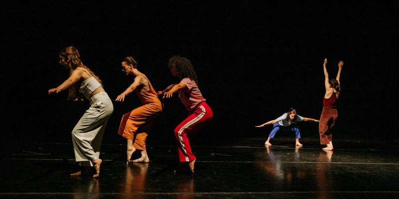 BWW Review: LA DANCE FESTIVAL - FRINGE FRIDAY at The Diavolo Space