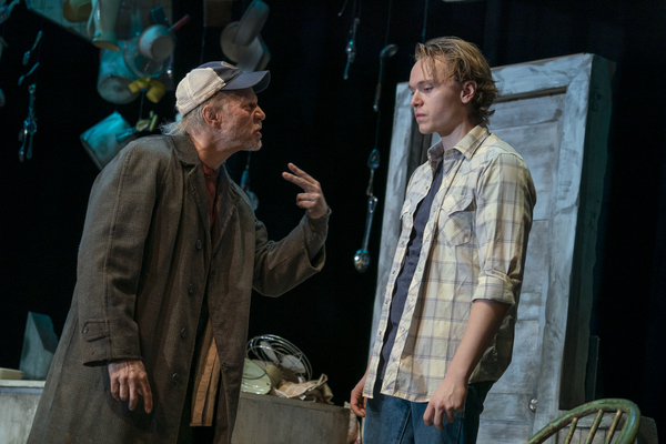 Photo Flash: First Look at Signature's CURSE OF THE STARVING CLASS