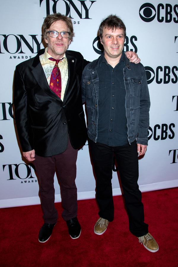 Michael Chorney, Todd Sickafoose Photo