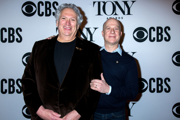 Photo Coverage: Tony Awards Nominees from THE PROM, HADESTOWN, OKLAHOMA! & More Strike a Pose!