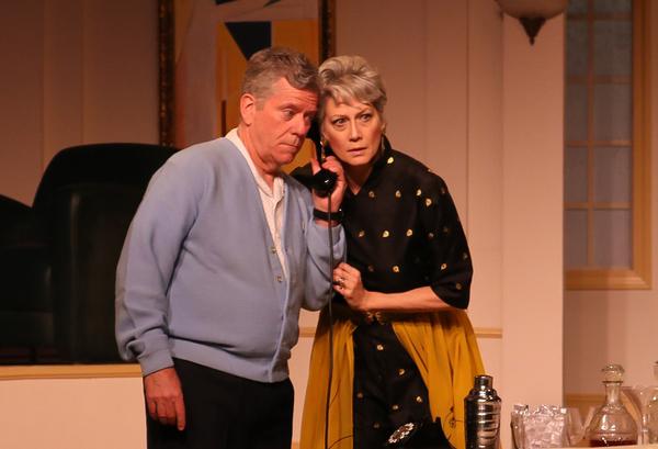 Matt K. Miller and Valerie Leonard Photo