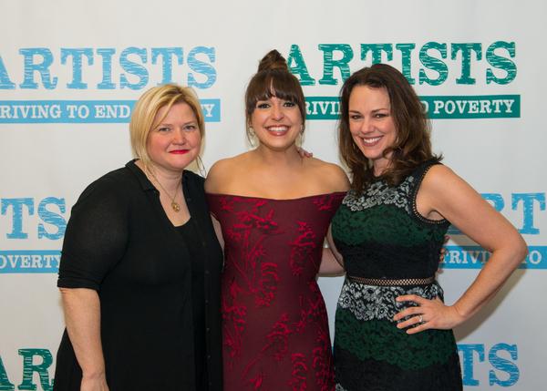 Mary-Mitchell Campbell, Jessica Vosk, Georgia Stitt
