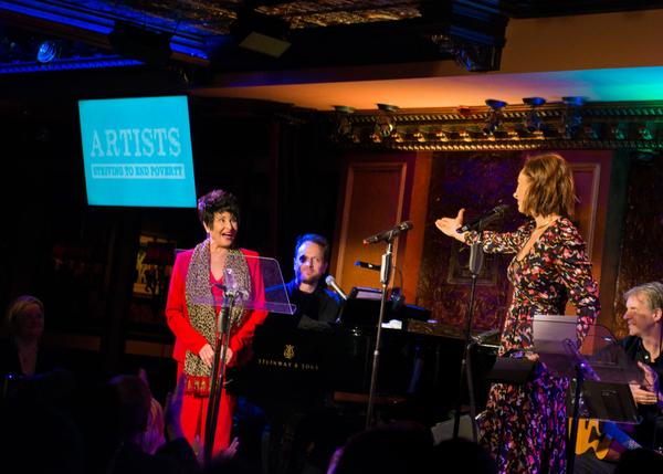 Photo Flash: Inside 2019 ASTEP Color Ball Honoring Laura Benanti At Feinstein's/54 Below
