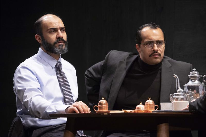 BWW Review: OSLO at Round House Theatre