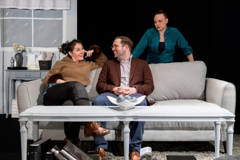 BWW Review: SYLVIA at Alban Arts Center