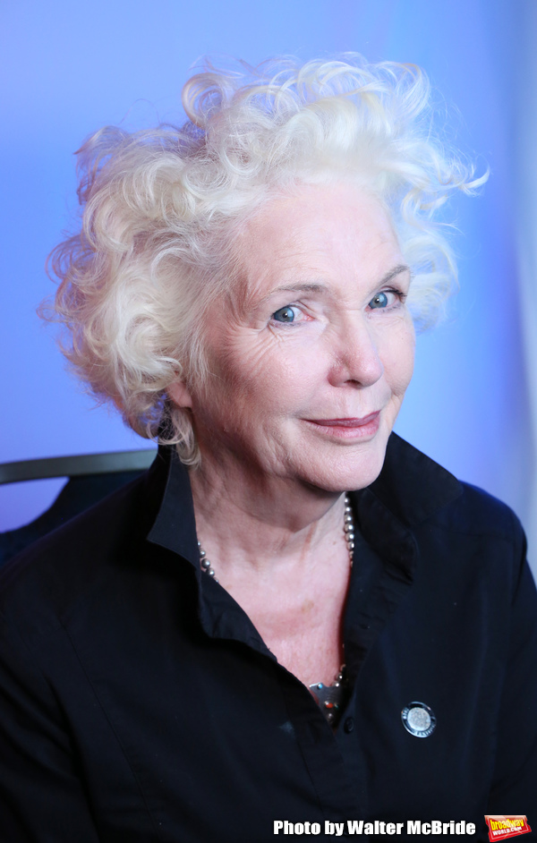 Fionnula Flanagan during The 73rd Annual Tony Awards Meet The Nominees Press Day at t Photo