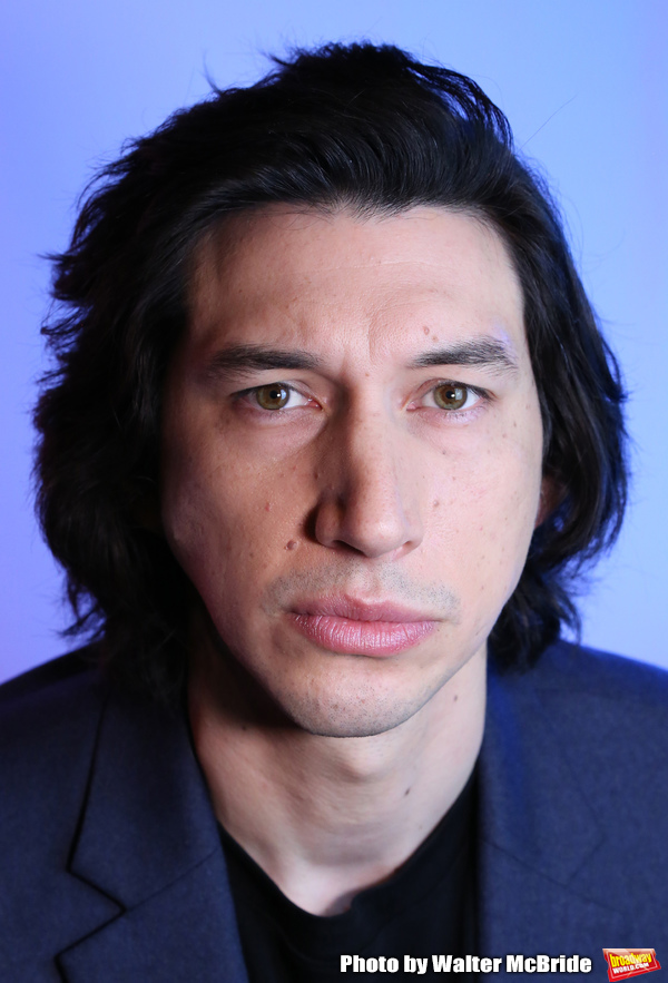 Adam Driver during The 73rd Annual Tony Awards Meet The Nominees Press Day at the Sof Photo