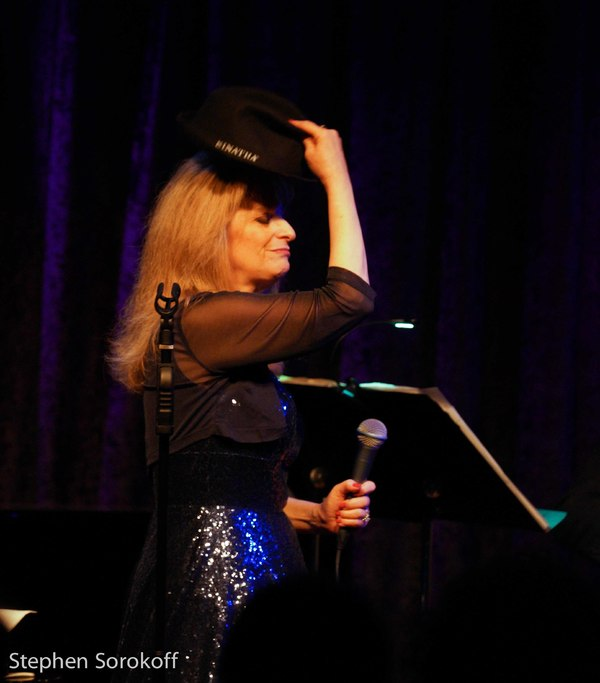 Photo Coverage: Julie Budd Plays the Birdland Theater