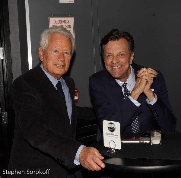 Stephen Sorokoff & Jim Caruso Photo