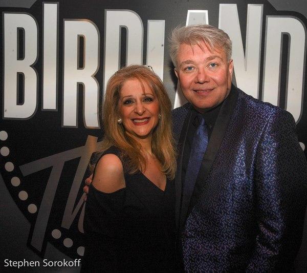 Julie Budd & Richard Skipper