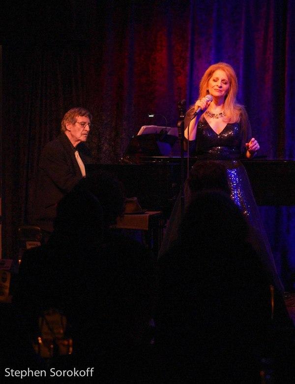 Herb Bernstein & Julie Budd