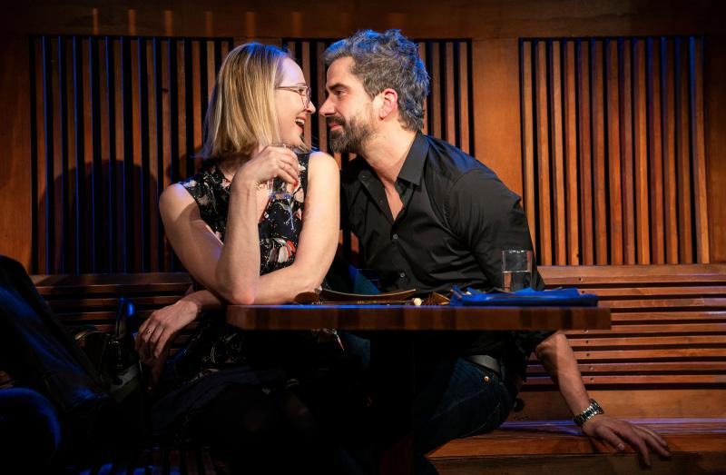 BWW Review: Halley Feiffer Finds Symbolism In Her Real-Life Ailment With THE PAIN OF MY BELLIGERENCE