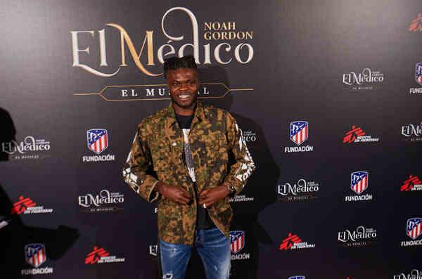 El Atlético de Madrid visita EL MEDICO