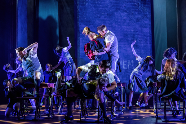 Photo Flash: First Look at Drury Lane Theatre's MATILDA