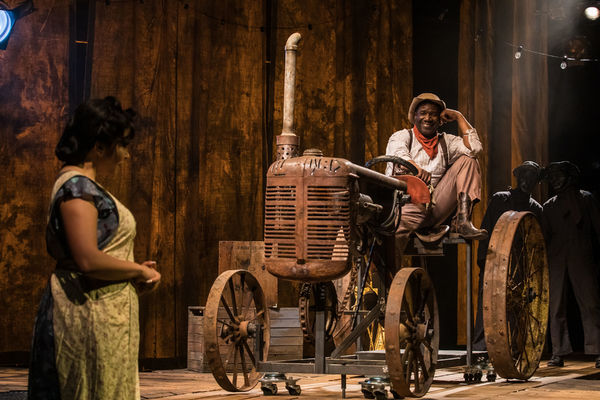 Photo Flash: First Look at REVIVAL: THE RESURRECTION OF SON HOUSE at Geva Theatre Center