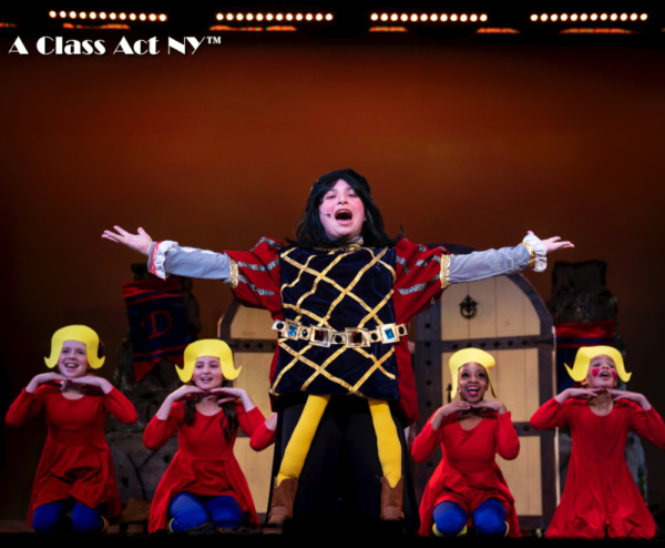 Photo Flash: A Class Act NY Presents SHREK: THE MUSICAL JR!