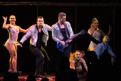BWW Review: DEREK HOUGH - LIVE! ON TOUR at The Fox Theatre was Exactly Like He Described - Epic! Photos Inside!