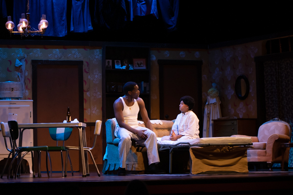 Photo Coverage: First Look at MTVarts and The Woodward Opera House's A RAISIN IN THE SUN
