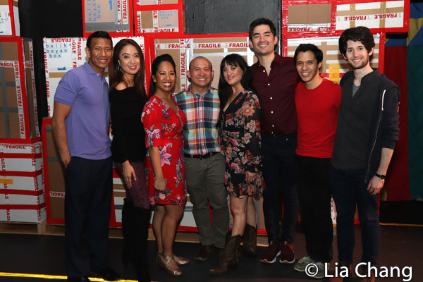 Photo Flash: Meet The Cast Of Paulo K Tiról's ON THIS SIDE OF THE WORLD