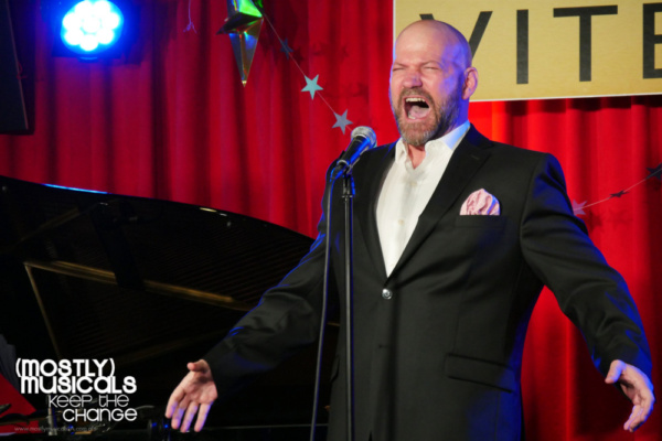 Photo Flash: A Look Back At (mostly)musicals: KEEP THE CHANGE