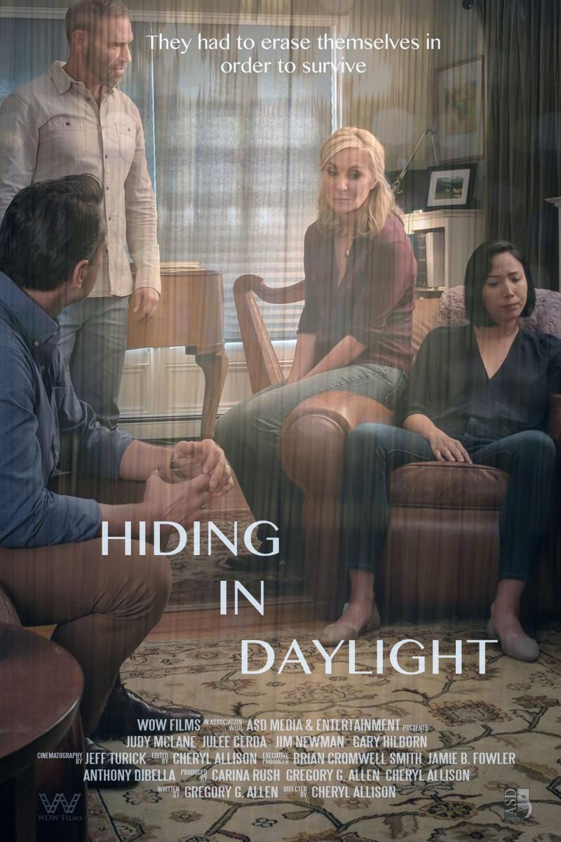 Broadway's Judy McLane to Attend Cannes with Short Film HIDING IN DAYLIGHT