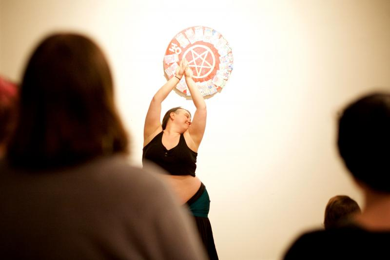 BWW Feature: Crafting a Revelation - Behind THE TAROT READING