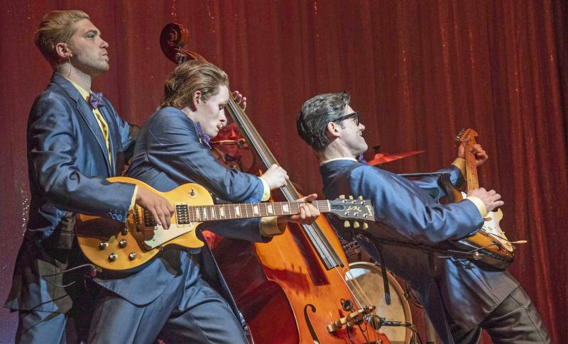 BWW Review: BUDDY...THE BUDDY HOLLY STORY at New Theatre Restaurant