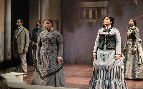 Photo Flash: Get A First Look At JUBILEE at Arena Stage