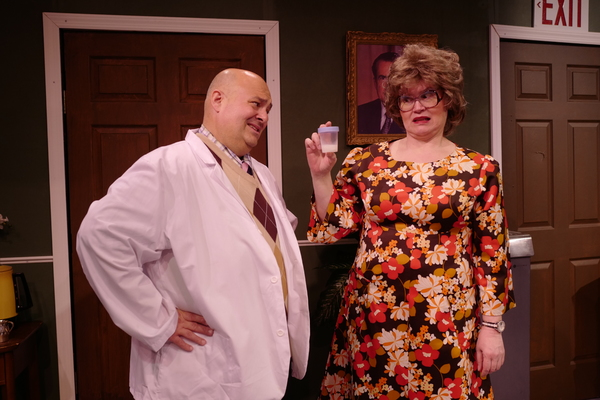 Photo Flash: KNOCK IT OFF!: A FARCE At Theater For The New City