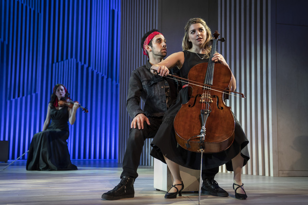 Photo Flash: First Look At The World Premiere of AUGUST RUSH: THE MUSICAL