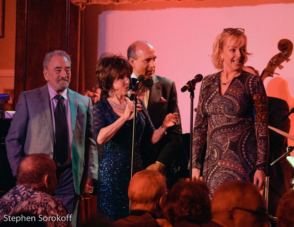 Ron Forman, Deana Martin, Steven Maglio, Maria von Nicolai