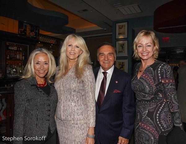 Eda Sorokoff, Alyse lo Bianco, Tony lo Bianco, Maria von Nicolai Photo