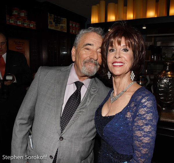 Ron Forman & Deana Martin Photo