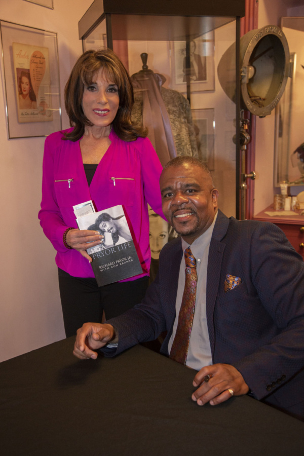 Photo Flash: The Hollywood Museum Celebrates the Career of Richard Pryor with Richard Pryor, Jr.'s Los Angeles Launch of IN A PRYOR LIFE