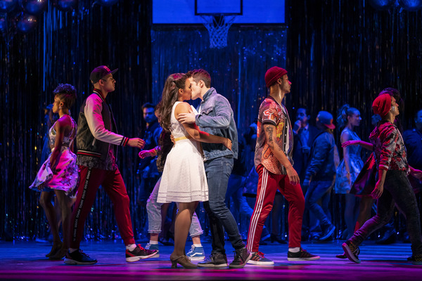 Mikaela Bennett, Corey Cott Photo