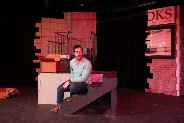 Photo Flash: ORDINARY DAYS at Lakeside Community Theatre
