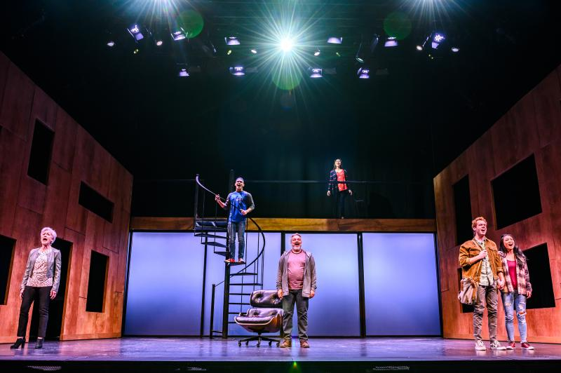 BWW Review: NEXT TO NORMAL Needs to Find its Rhythm