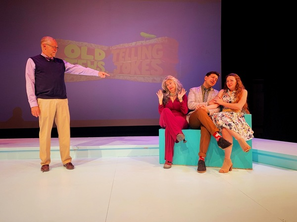 Photo Flash: First Look at OLD JEWS TELLING JOKES at the Colony Theatre