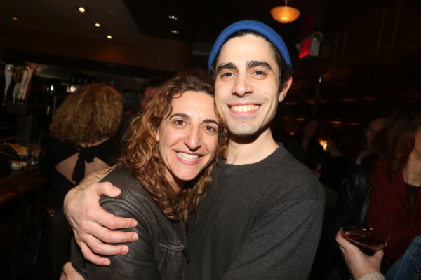 Eva Price and Damon Daunno Photo