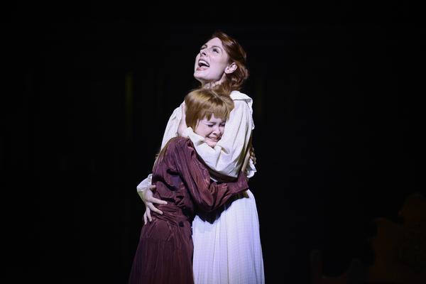 Glory Joy Rose and Renna Nightingale Photo