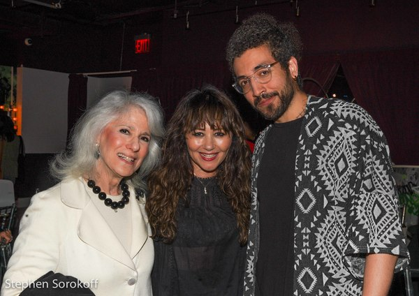 Photo Coverage: Frances Ruffelle LIVEs at Green Room 42