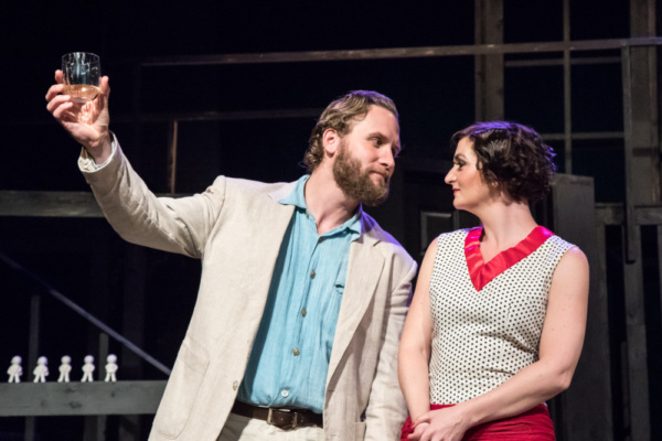 Photo Flash: First Look at AND THEN THERE WERE NONE at The Morgan-Wixson