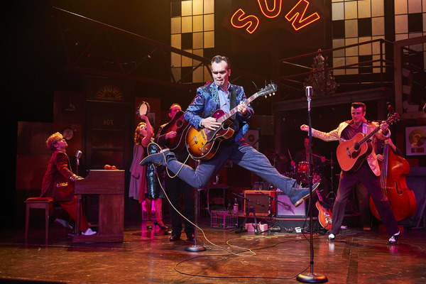 Photo Flash: First Look at Great Lake Theater's MILLION DOLLAR QUARTET