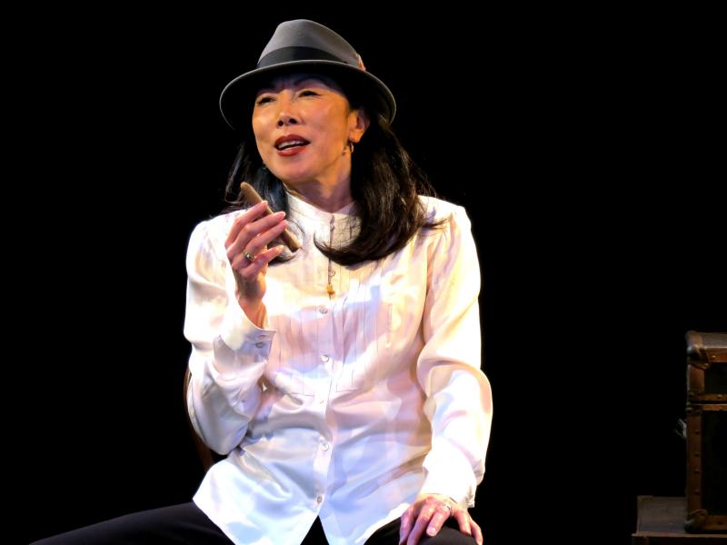 BWW Review: SURFING MY DNA by Jodi Long at NJ Rep is Authentic and Enthralling