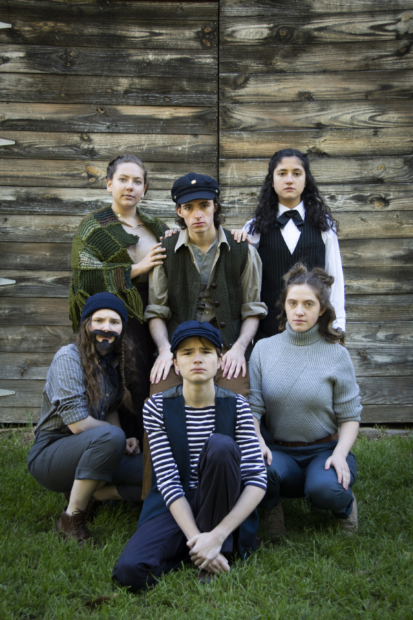Photo Flash: Outcry Youth Theatre Presents THE OLD MAN AND THE OLD MOON