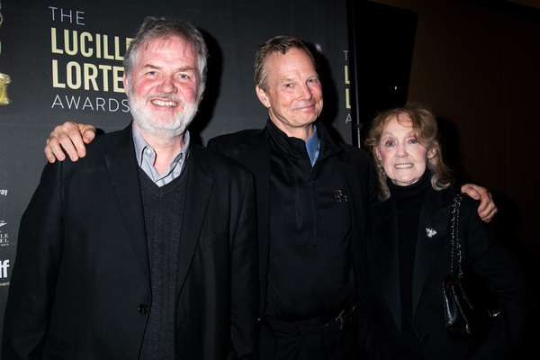 Ciaran O'Reilly, Bill Irwin, Charlotte Moore